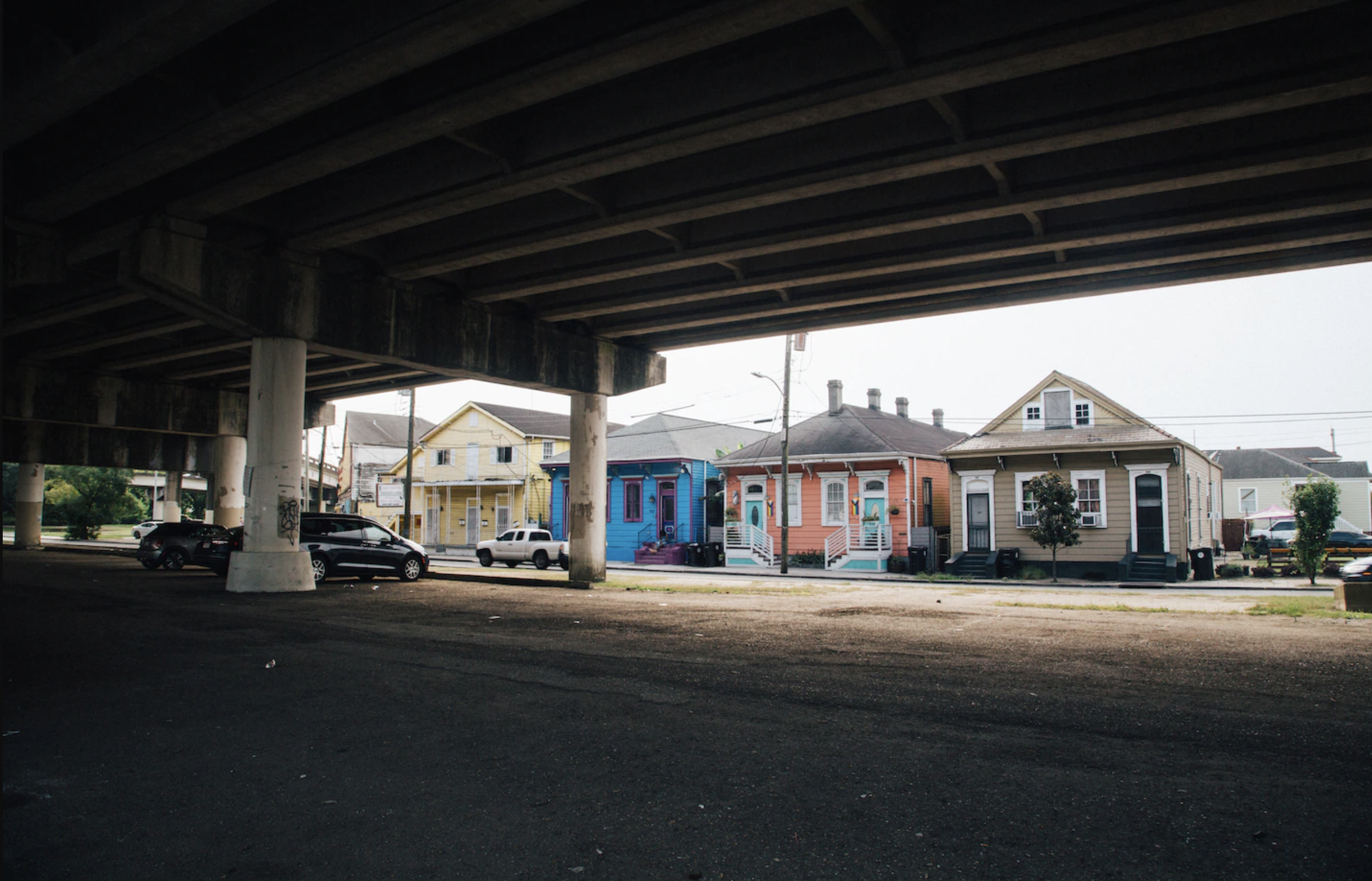 """Featured image for """"Highways destroyed Black neighborhoods like mine. Can we undo the damage now?"""""""